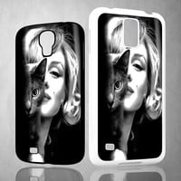Marilyn Monroe V0465 Samsung Galaxy S3 S4 S5 (Mini), Note 2 3 4, HTC One S X M7 M8  Cases