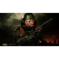 Fallout New Vegas Poster On Silk <62cm x 35cm, 25inch x 14inch> - 953628