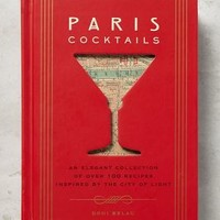 Paris Cocktails by Anthropologie in Red Motif Size: One Size House & Home