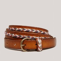 AEO Center Braid Belt   American Eagle Outfitters