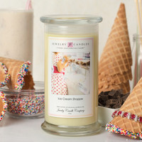 Ice Cream Shoppe Jewelry Candle