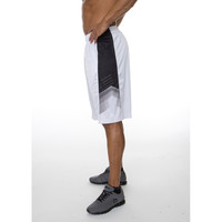 RBX Active Vortex Brushstroke Basketball Short