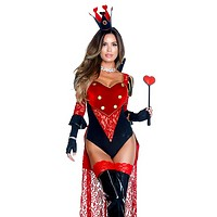 Royal Treatment Sexy Storybook Costume