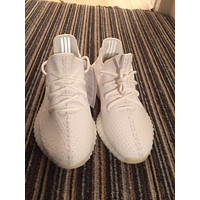 Yeezy Boost 350 v2 White 8.5 BNIB 100% Authentic