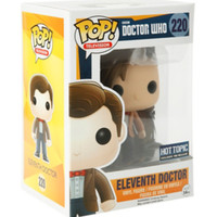 Funko Doctor Who Pop! Television Eleventh Doctor Vinyl Figure Hot Topic Exclusive Pre-Release