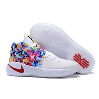 Nike Kyrie Irving 2 Rainbow Sport Shoes Us7 12   Best Deal Online