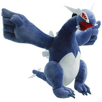 9 Inch / 23 cm Plush Toy - Pokemon Lugia Shadow