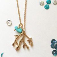 Branch of Life Necklace