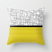 pola v.2 Throw Pillow by Trebam | Society6