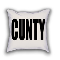 Cunty Pillow