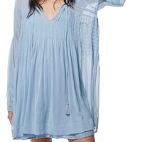 Free People Lini Babydoll Dress | Nordstrom