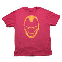 Iron Man T Shirt, Size XL