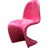 Space Cadet Pink Chair
