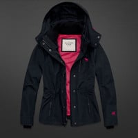 The A&F All-Season Weather Warrior Jacket