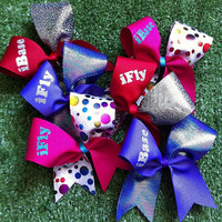 iBase iLift iFly Cheer Bows