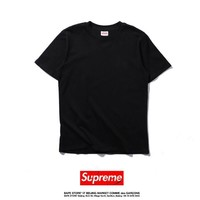 Cheap Women's and men's supreme t shirt for sale 501965868-091