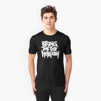 BRING ME THE HORIZON T SHIRT MUSIC OLIVER SYKES BAND INDIE TATTOOS MENS WOMENS by 4sep1985