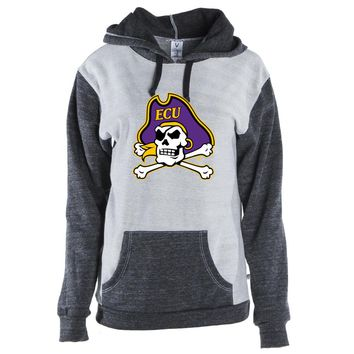 Official NCAA East Carolina University Pirates Unisex Pullover Hoodie