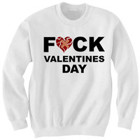 Valentine's Day Sweatshirt F### Valentine's Day Sweater Funny Shirts Love Gift Ladies Tops Mens Shirts #Love #ValentinesDayGifts Cheap Gifts from CELEBRITY COTTON