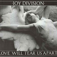 Joy Division Love Will Tear Us Apart Poster 24x33
