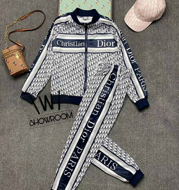 Image of Dior Casual fashion, foreign style, fashionable and fashionable suit, same for men and women