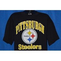 90s Pittsburgh Steelers Kordell Stewart t-shirt Extra-Large