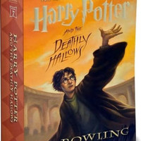 Harry Potter and the Deathly Hallows (Harry Potter Series #7)
