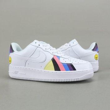 Women's and men's nike air force 1 SE cheap nike shoes 073