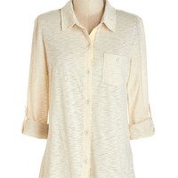 ModCloth Mid-length 3 Comfortably Cool Top