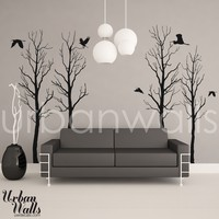 Trees Wall Decal | Trees Wall Sticker