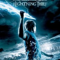 Percy Jackson and the Olympians: The Lightning Thief Movie Poster