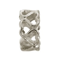 Endless Jewelry - Multiple Hearts Silver Charm