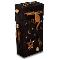 Brazil Wooden Stash Box - Stash Gear, Tins and Boxes - Smoking Accessories - Grasscity.com