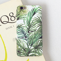 Original Leaf iPhone X 8 7 7Plus & iPhone 6s 6 Plus Case Cover+ Free Gift Box 278