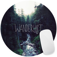 Wanderlust Mouse Pad Decal