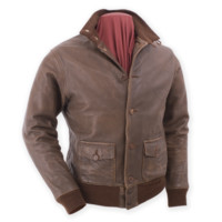 Eastman Leather Clothing - US Flight Jackets : .50cal Collection : A-150cal