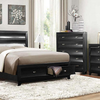 Tristan Queen Size Platform Bed