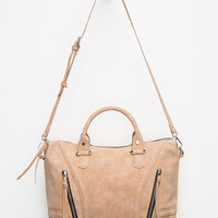 VIOLET RAY Faye Satchel Bag | Handbags