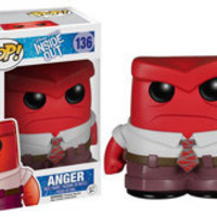 POP! DISNEY 136: INSIDE OUT - ANGER