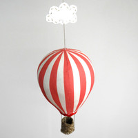 Hot Air Balloon Kit - Red Stripe