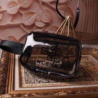 Givenchy Women's Pvc Handbag Makeup Bag #632