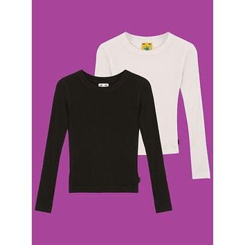 Staple Long Sleeve Two-Pack