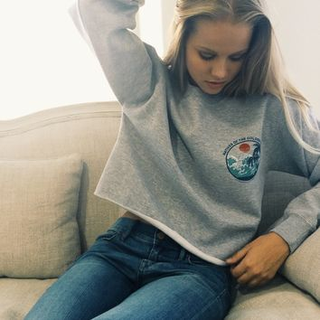 NANCY NATIVES SWEATSHIRT