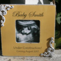 sonogram picture frames baby gifts baby boy gifts baby girls baby shower gifts new mom gifts personalized frames personalized gifts