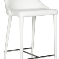 Summerset Counter Stool White (set of 2)