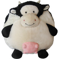 Squishable Cow: An Adorable Fuzzy Plush to Snurfle and Squeeze!