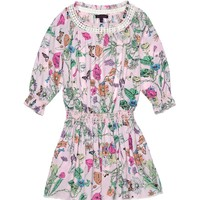 Whisper Pink Mini Mini Tangled Garden Dress by Juicy Couture,