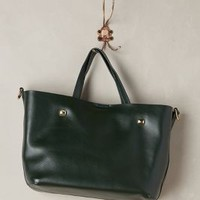 Docent Tote by Monserat de Lucca Green One Size Bags