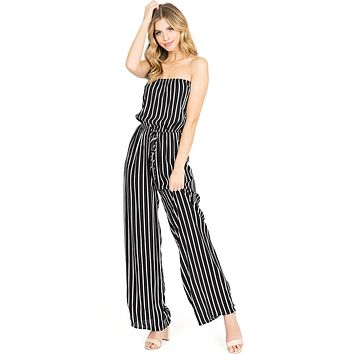 Smooth Sailing Jumpsuit