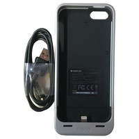 Mophie Juice Pack Helium for Apple iPhone 5 5S Silver